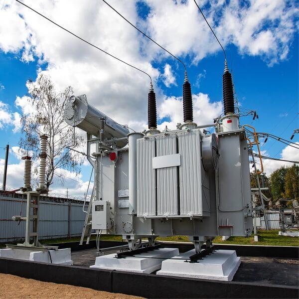 Global monitoring for power transformer Image
